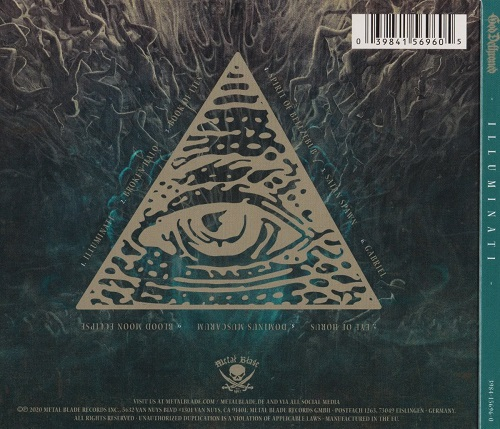 God Dethroned - Illuminati (Deluxe Edition) (2020)