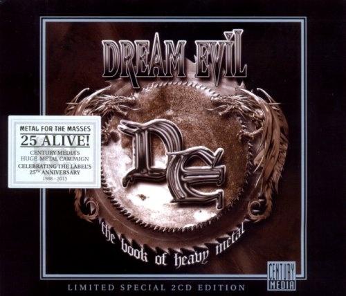 Dream Evil - Тhе Вооk Оf Неаvу Меtаl [2СD] (2004) [2012]