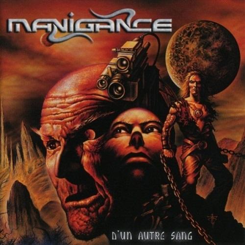 Manigance - D'un Autre Sang (2004)
