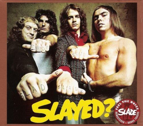 Slade - Slауеd? (1972)