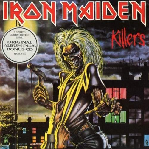 Iron Maiden - Кillеrs [2СD] (1981)