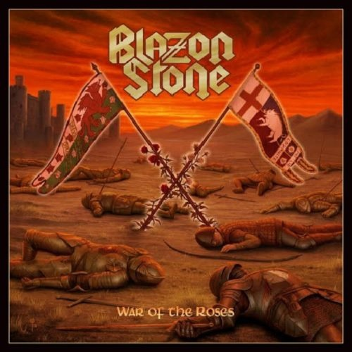 Blazon Stone - Wаr Оf Тhе Rоsеs (2016)