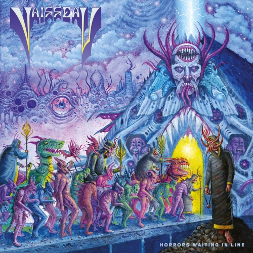 Vaisseau - Horrors Waiting In Line (2020)