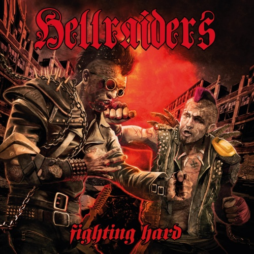 Hellraiders - Fighting Hard (2020)