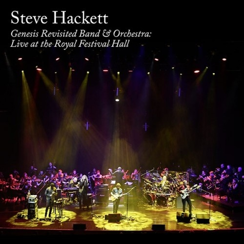 Steve Hackett: Genesis Revisited Band and Orchestra - Live at the Royal Festival Hall (2019)