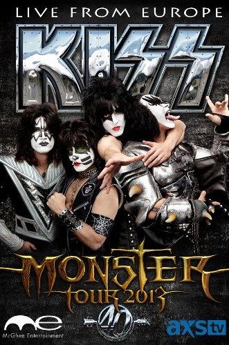 Kiss: The Kiss Monster World Tour - Live from Hallenstadion, Zurich, Switzerland (2013)