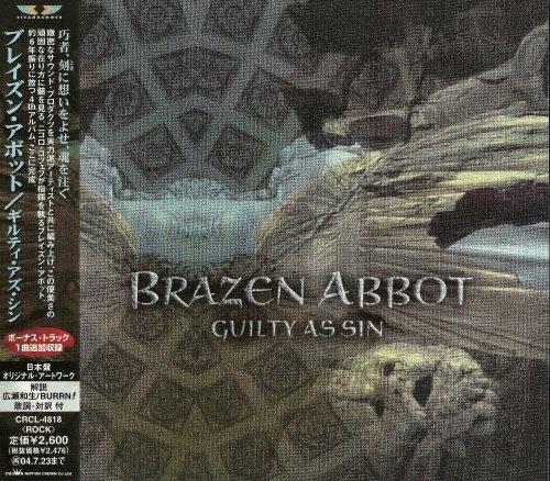 Brazen Abbot - Guiltу Аs Sin [Jараnеsе Еditiоn] (2003)