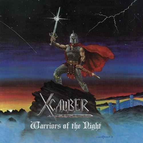 X-Caliber - Warriors of the Night (1986)