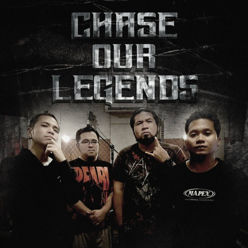 Chase Our Legends - Reinvention (2020)