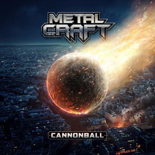 MetalCraft - Cannonball (2020)