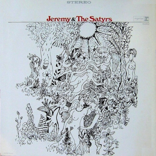 Jeremy & The Satyrs - Jeremy & The Satyrs (1968)