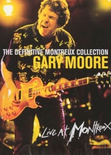 Gary Moore - The Definitive Montreux Collection (2007)
