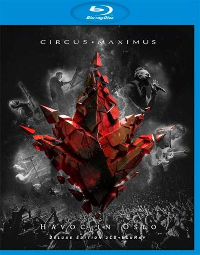 Circus Maximus - Havoc In Oslo (2017)