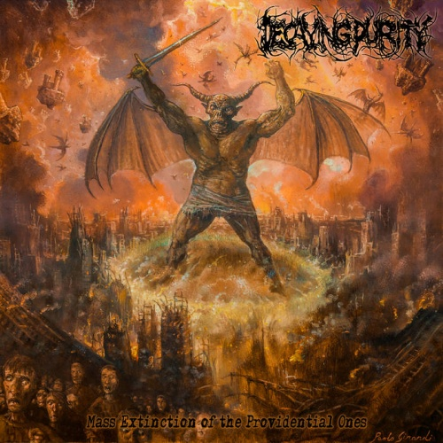 Decaying Purity - Mass Extinction Of The Providential Ones (2020)