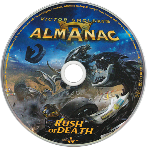 Almanac - Rush of Death (2020)