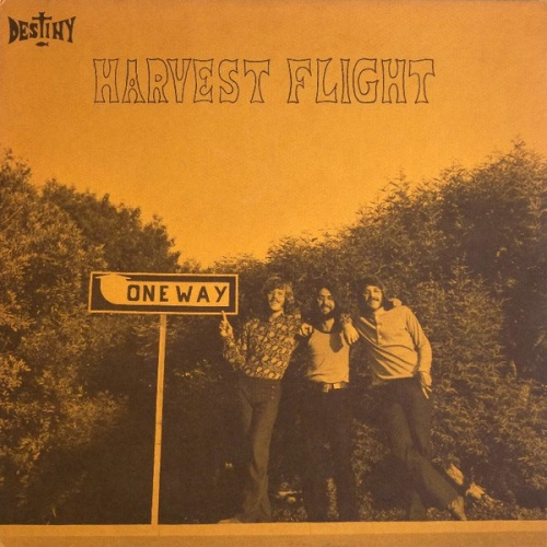 Harvest Flight - One Way (1971)