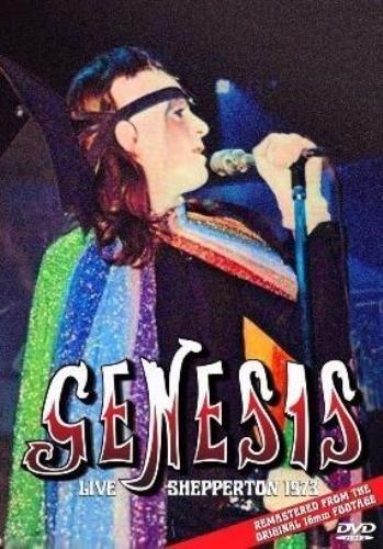 Genesis feat. Peter Gabriel - Live In Concert 1973 Shepperton