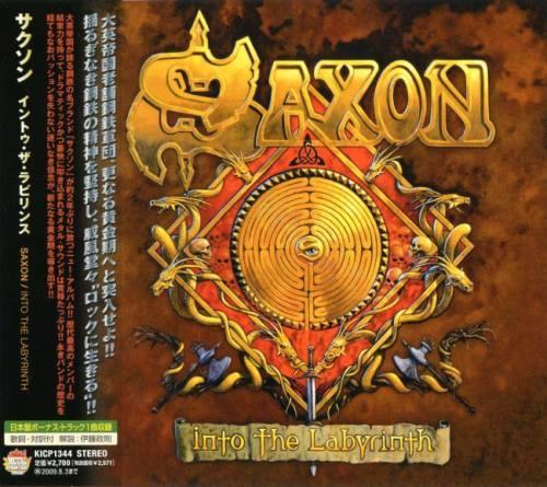 Saxon - Intо Тhе Lаbуrinth [Jараnеsе Еditiоn] (2009)