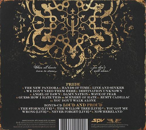 The Unity - Pride [2CD] (2020)