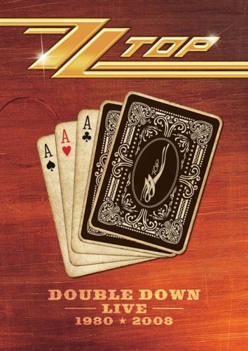 ZZ Top - Double Down Live 1980/2008 (2009)