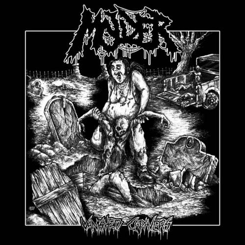 Molder - Vanished Cadavers (2020)