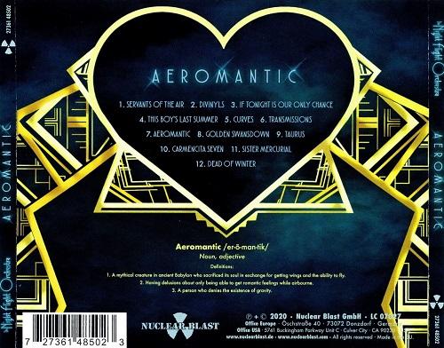 The Night Flight Orchestra - Aeromantic (2020)