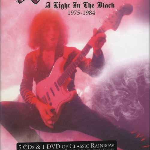 Rainbow ‎– A Light In The Black (1975-1984) (2015)