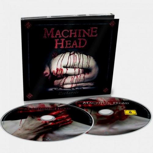 Machine Head - Catharsis (2018) (Bonus DVD) (DVD9)