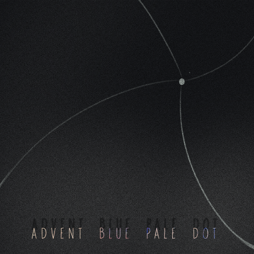 Advent - Blue Pale Dot (2020)
