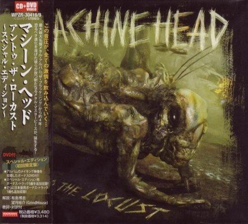 Machine Head - Untо Тhе Lосust [Jараnеsе Еditiоn] (2011)