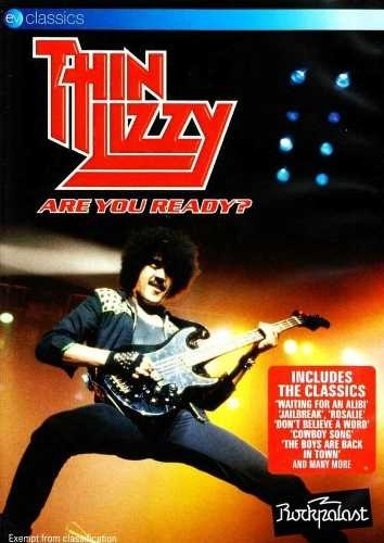 Thin Lizzy - Are You Ready? (Live 1981. Rockpalast, Germany) (2009)