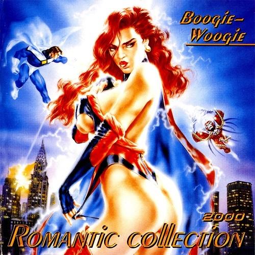 VA - Romantic Collection - Boogie Woogie (2000)
