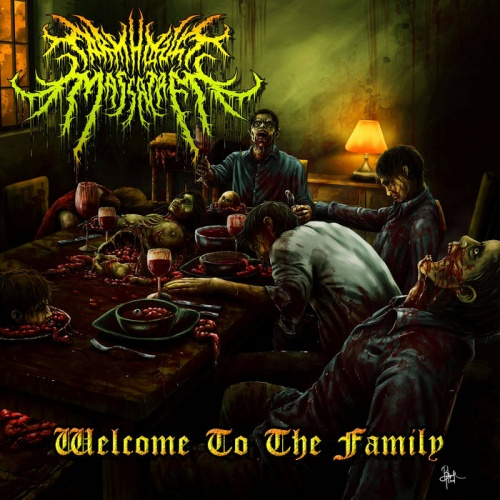 Farmhouse Massacre - Welcome To The Family (2020)