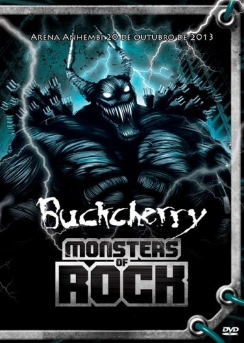 Buckcherry - Live at Monsters Of Rock, Sao Paulo, Brazil 2013