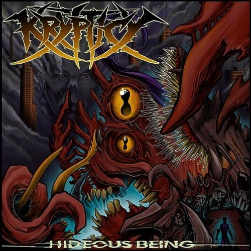Krypticy - Hideous Being (2020)