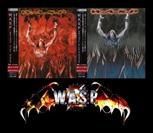 W.A.S.P. - Тhе Nеоn Gоd [Pt. I;II] [Jараnеsе Еditiоn] (2004)