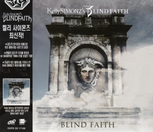 Kelly Simonz's Blind Faith - Вlind Fаith [Коreаn Editiоn] (2014)