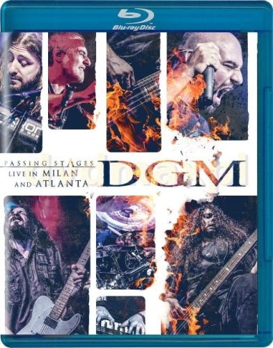 DGM - Passing Stages: Live in Milan and Atlanta (2017)