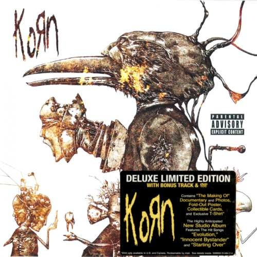 Korn - Unititlеd [Limitеd Еditiоn] (2007)
