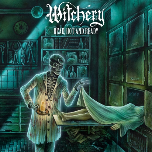 WITCHERY – Classic Album Reissue & Remaster & Bonus [4 CD] (2020)