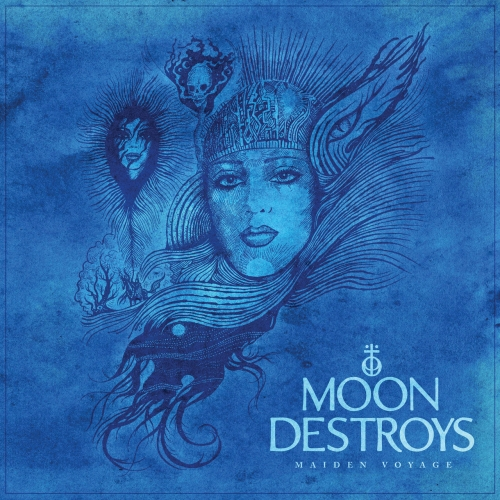 Moon Destroys - Maiden Voyage (EP) (2020)