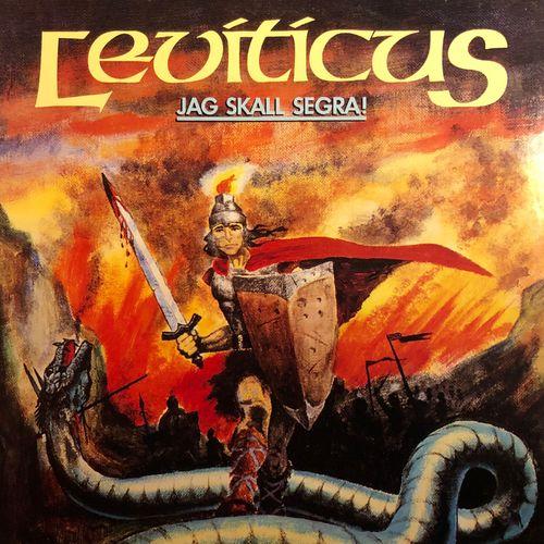 Leviticus - Jag skall segra! (2020)