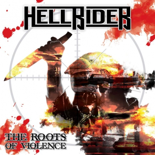 Hellrider - The Roots of Violence (EP) (2020)