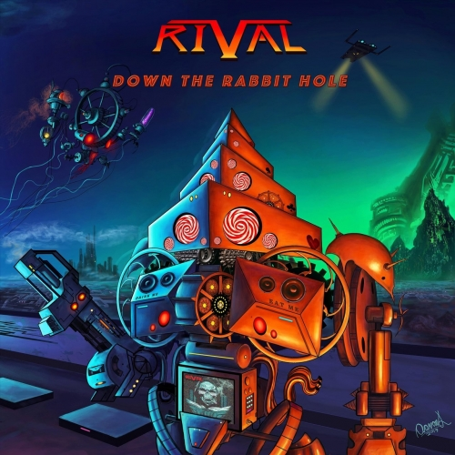 Rival - Down the Rabbit Hole (2020)