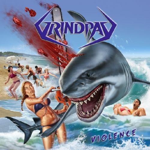 Grindpad - Violence (2020)