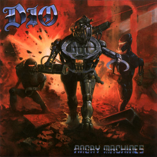 Dio - Angry Machines (Deluxe Edition 2019 Remaster) (2020)