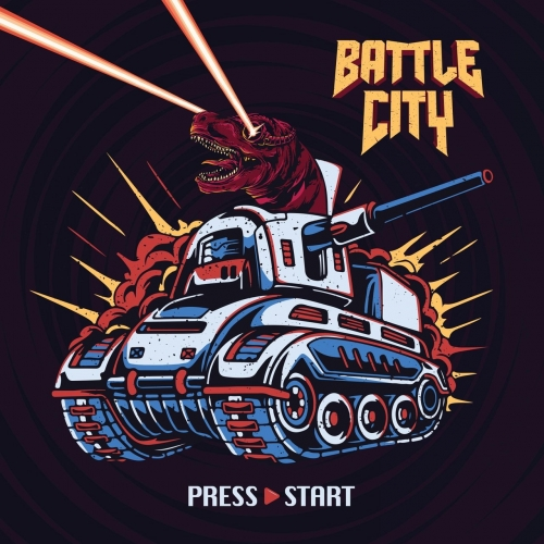 Battle City - Press Start (EP) (2020)