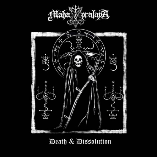 Maha Pralaya - Death & Dissolution (2020)