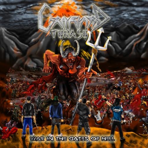 Graveyard Thrash - War in the Gates of Hell (2020)