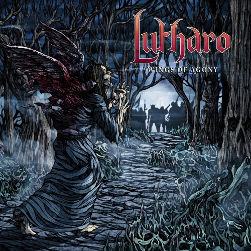 Lutharo - Wings of Agony (EP) (2020)